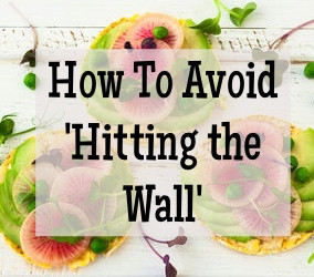 How To Avoid 'Hitting the Wall'