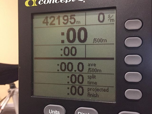 Five Common Questions About Ultra Distance Rowing