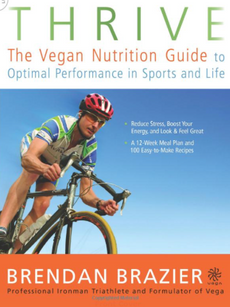 Thrive: The Vegan Nutrition Guide