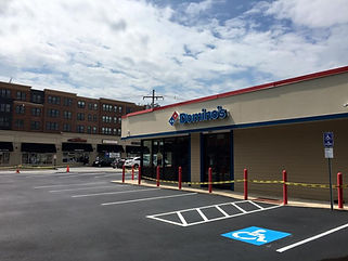 Parking lot sealcoating and line striping West Chester, PA