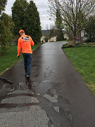 Driveway sealcoating West Chester, PA