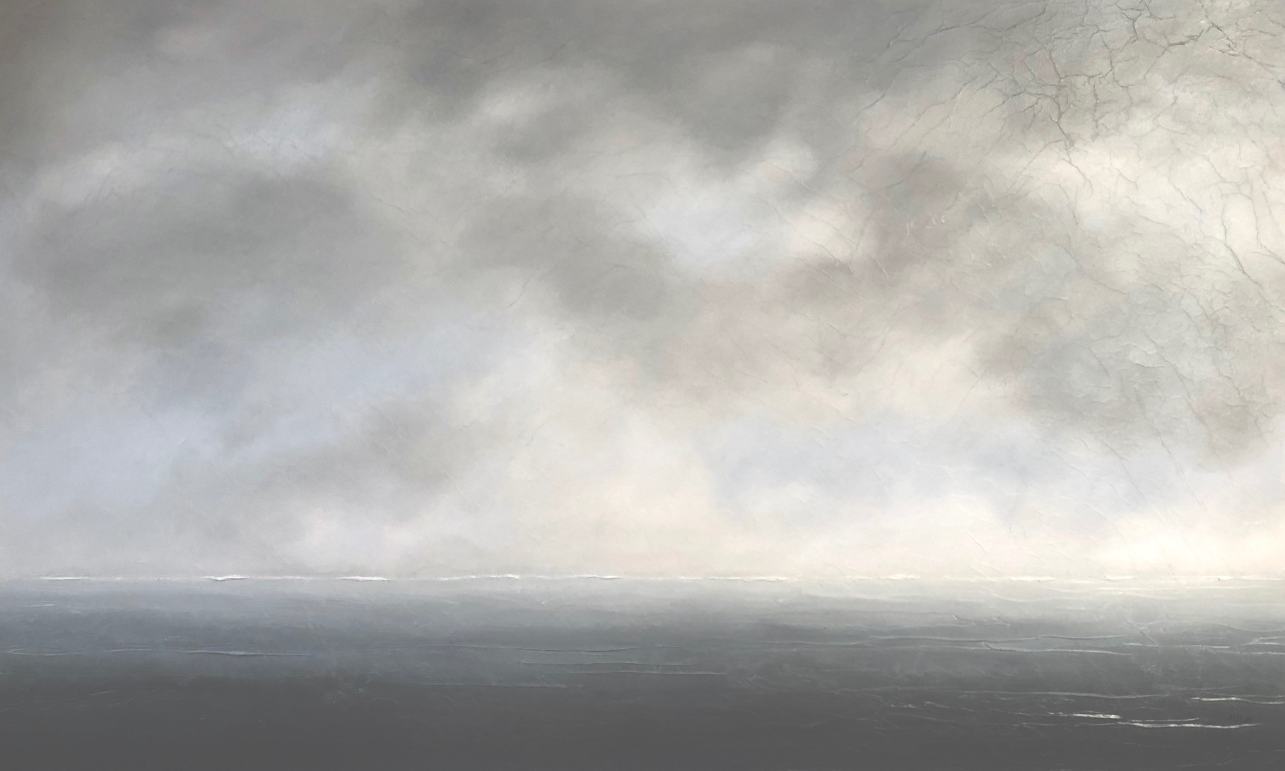 "Sea Reverie 36 x 60"""