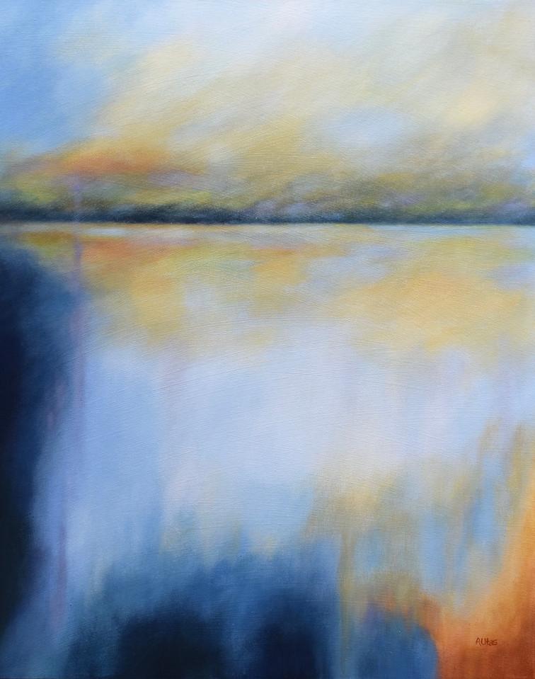 """Lake of Light 24"""" x 30"""""""