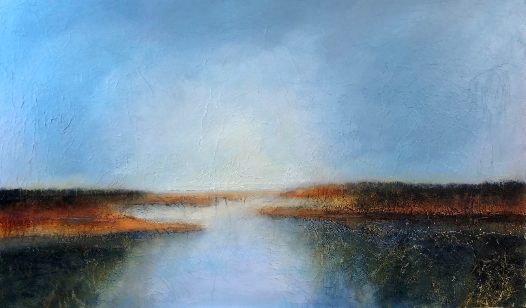 """From the Lookout 36 x 60"""""""