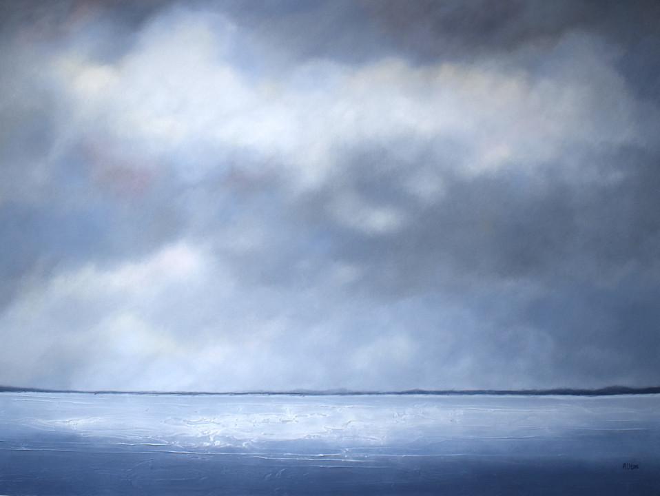 """Cloud Stories 36 x 48"""""""