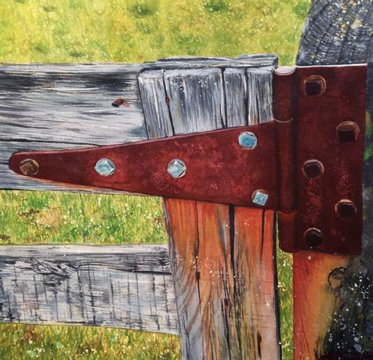 Downie - Rusty Gate