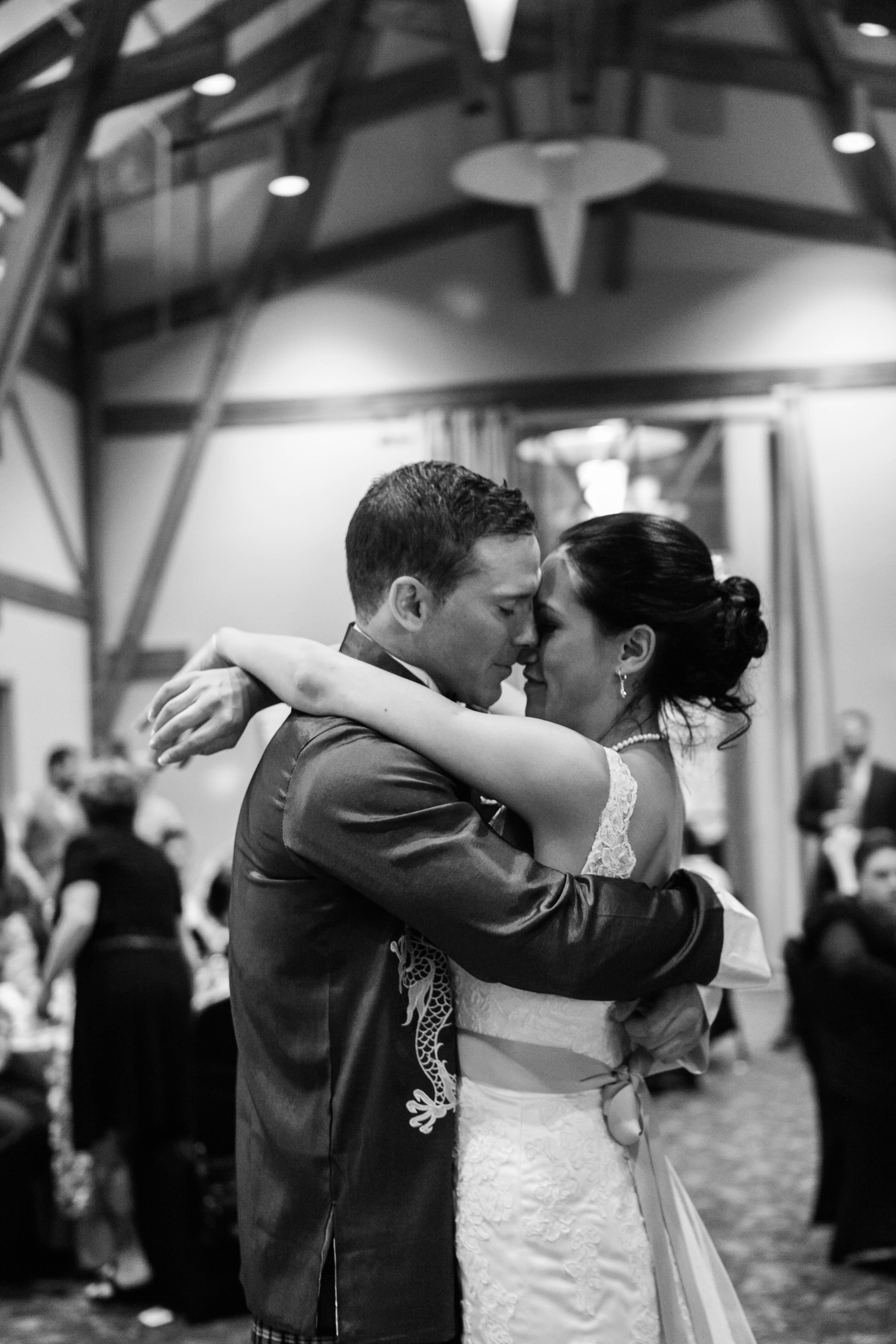 Wedding: Bredin