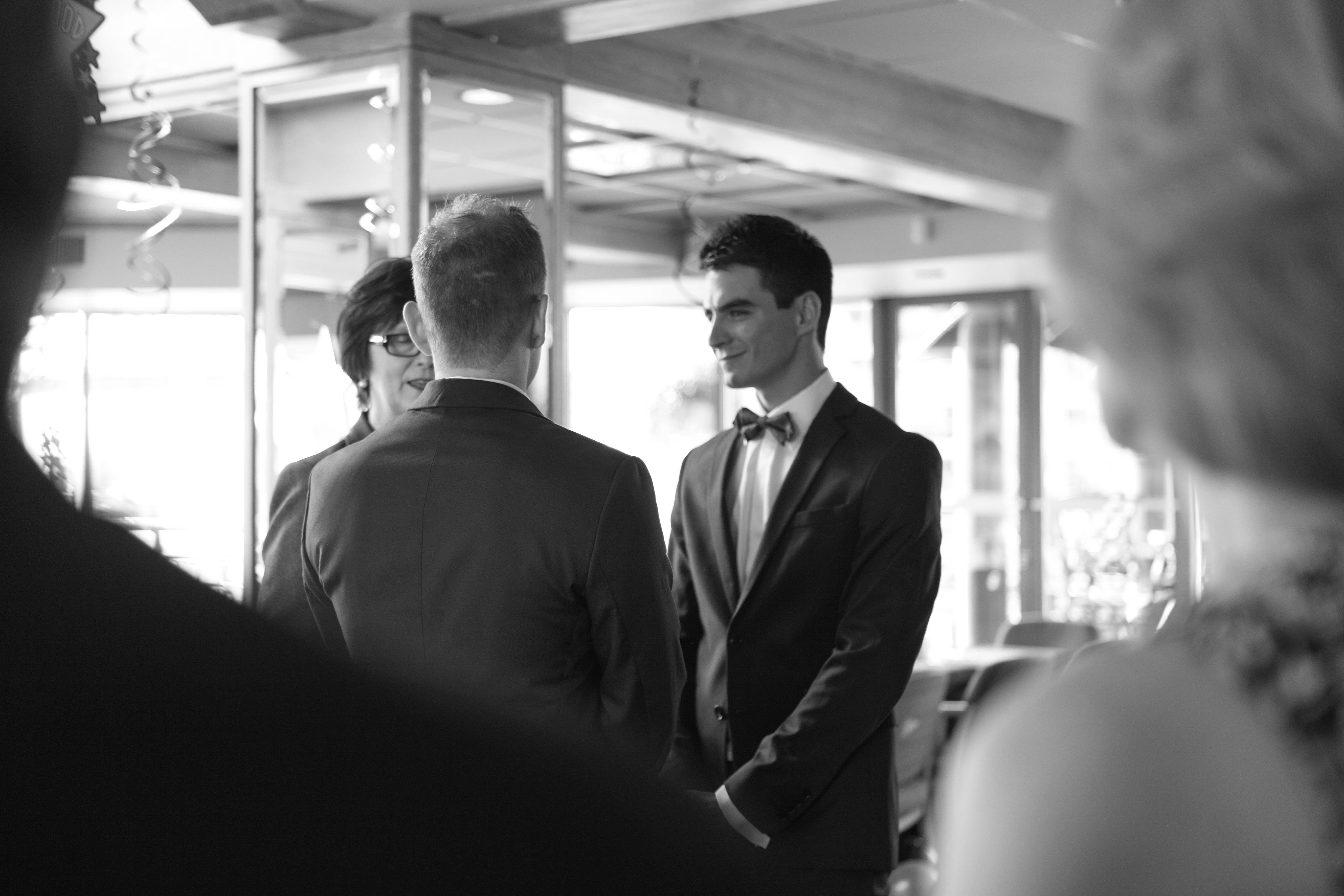 Wedding: M & R