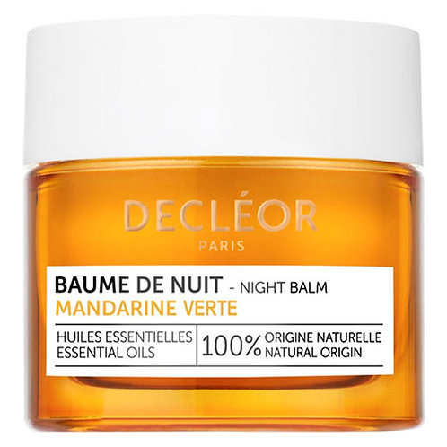 DECLÉOR Green Mandarin Night Balm