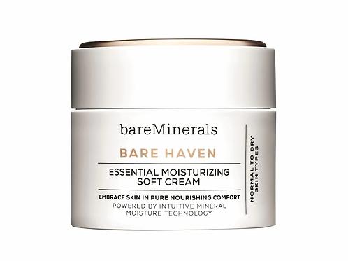 BARE MINERALS Bare Haven Essential Moisturizing Soft Cream