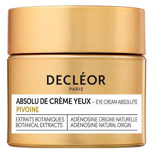 DECLÉOR Peony Eye Cream Absolute