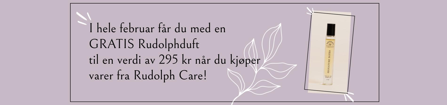 rudolph care tilbud