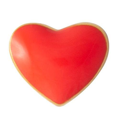 LULU COPENHAGEN Love U Red Øredobb