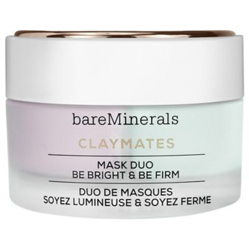 BARE MINERALS ClayMates Mask Duo: Be Bright & Be Firm