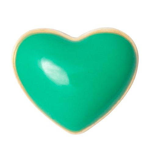 LULU COPENHAGEN Love U Green Øredobb