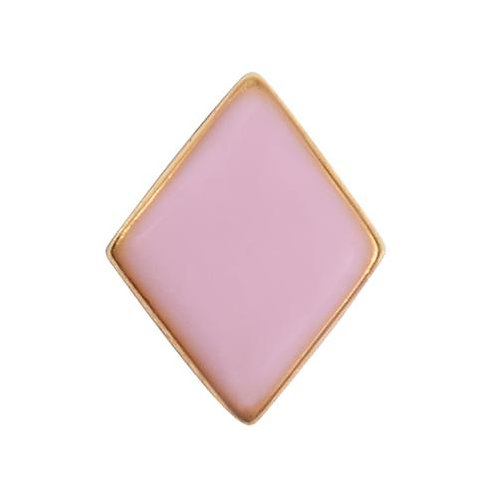 LULU COPENHAGEN Confetti Øredobb Lys rosa