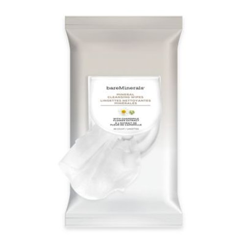 BARE MINERALS Mineral Cleansing Wipes