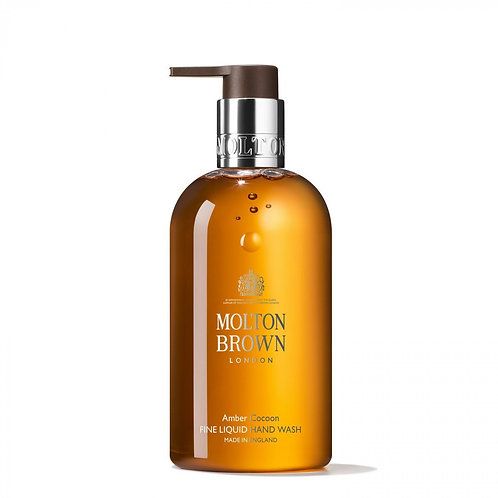 MOLTON BROWN Amber Cocoon Fine Liquid Hand Wash
