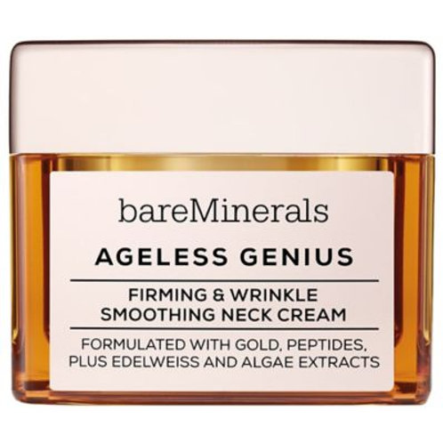 BARE MINERALS Ageless Genius Firming & Wrinkle Smoothing Neck Cream