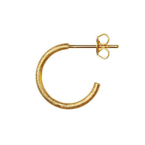 LULU COPENHAGEN Non Design Hoops, small