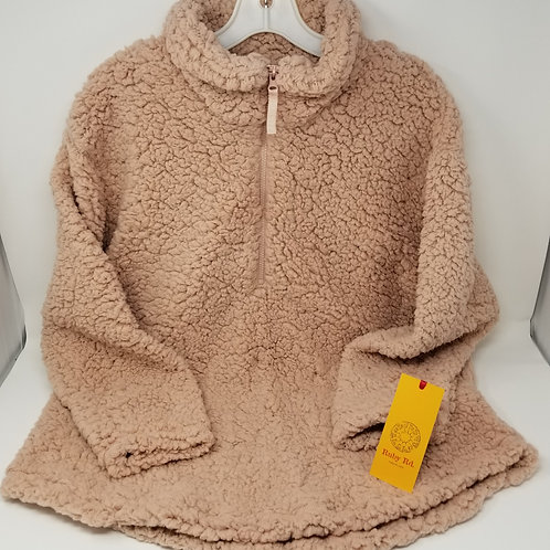 Ruby Rd. Sherpa Pullover (4 Colors!)
