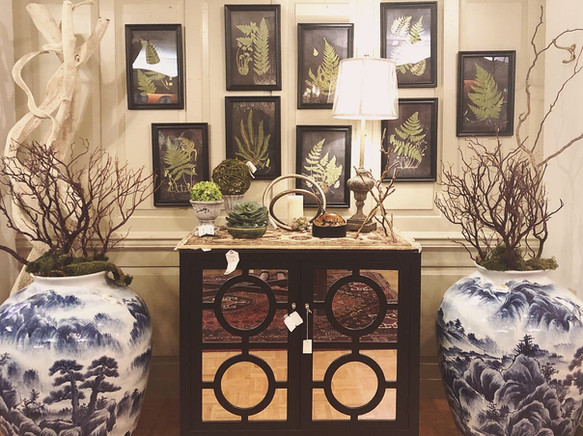 Botanical Trends in Housewares