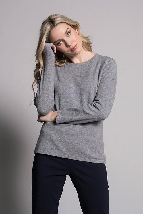 Picadilly - Long Sleeve Crew Neck Top