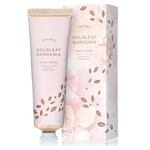 Thymes: Goldleaf Gardenia - Hand Creme