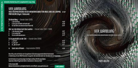 CD-cover: Ver_wandlung (Neue Interpretationen alter Kirchenmelodien)