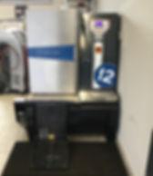 Reifenwaschmaschine