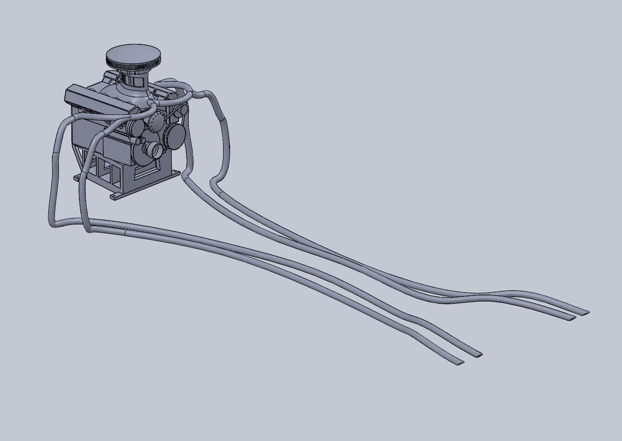 Solidworks Model 1.7