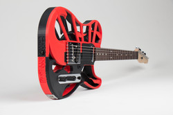 Black and Red FDM 7 Piece Electric G