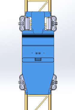 Chassis Top View