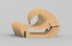 Slotted V2 render wood.