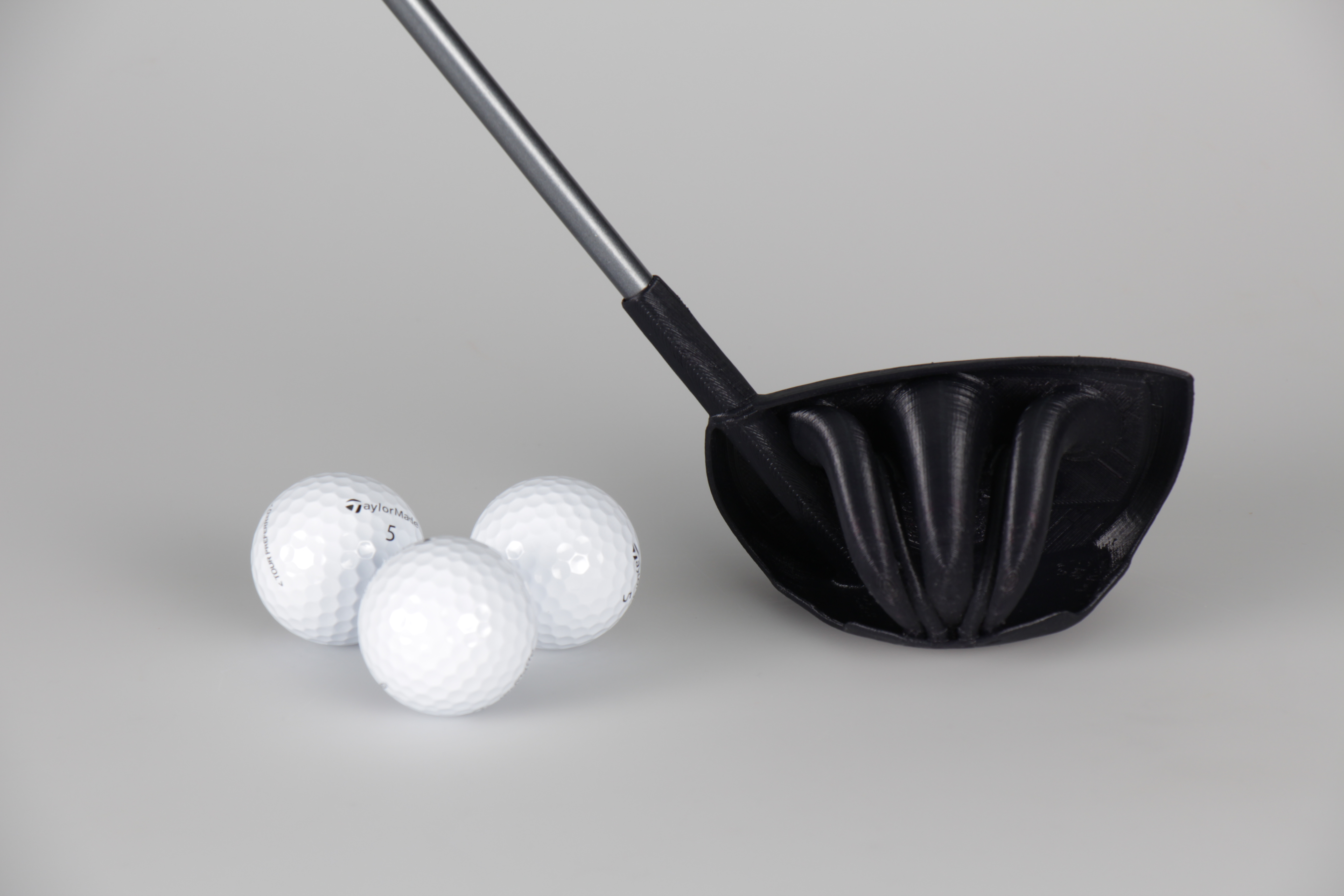 3D Printed Golf Clubs
