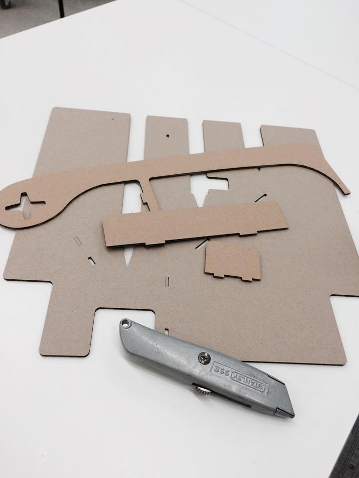 Cardboard Prototyping