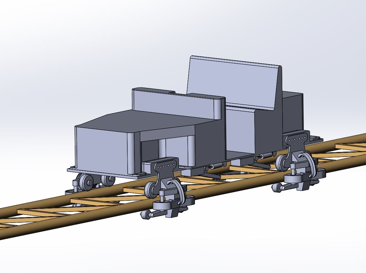 Chassis Iso View