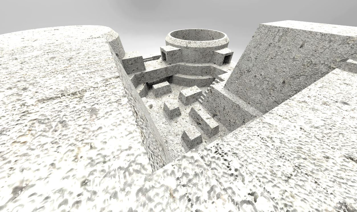 Temple Render