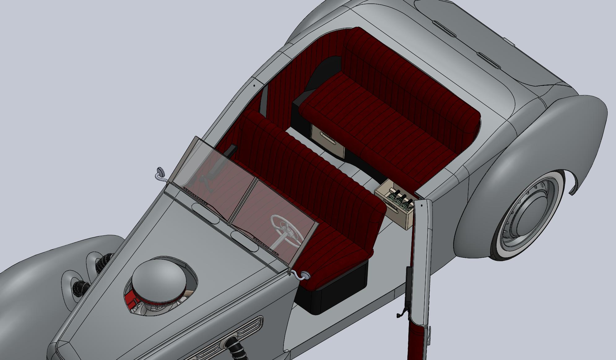 Solidworks Model 1.2