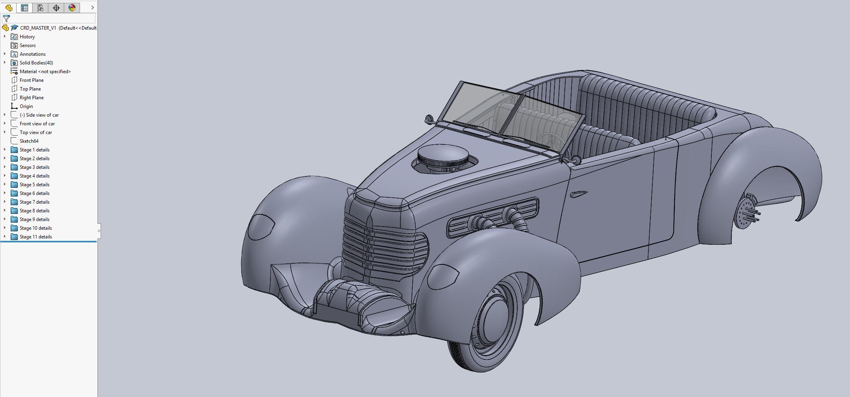 Solidworks Model 1.3