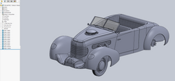 Solidworks Model 1.3