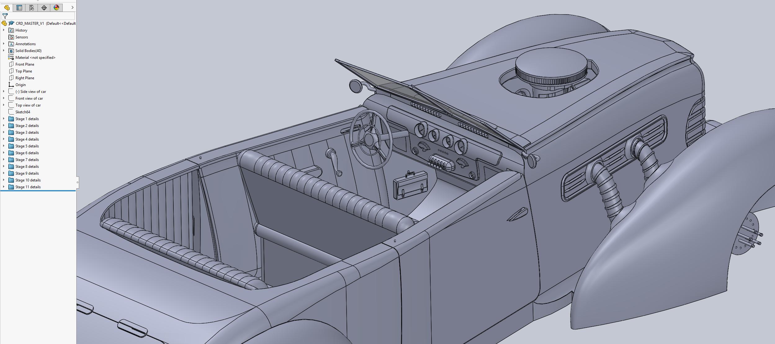Solidworks Model 1.6