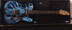 Hydro-dipped SLS Electric Guitar