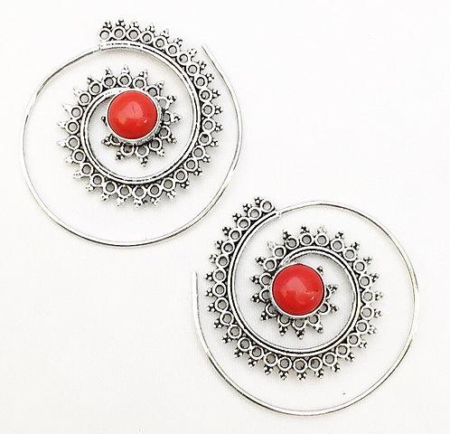 Mallika Stone Earrings