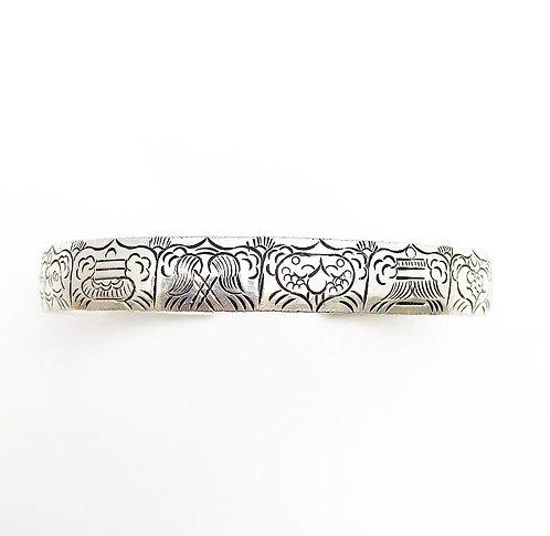 Tibetan Symbol Bracelet