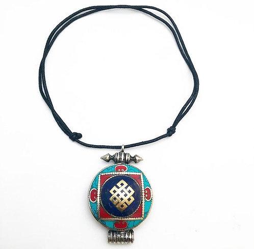 Shravana Secret Compartment Necklace
