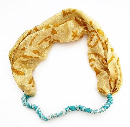 Mysore Sari Headband