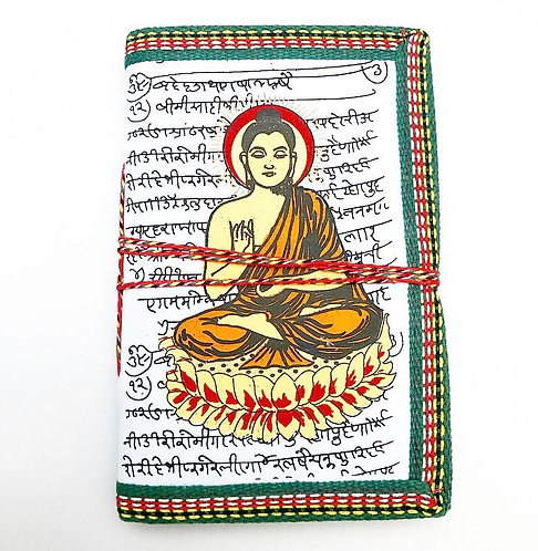White Buddha Journal