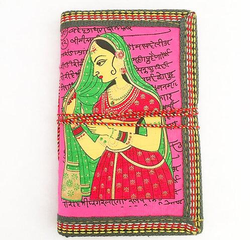 Bright Pink Sita Journal