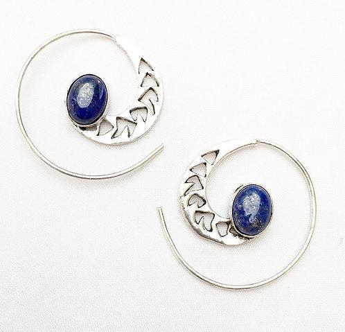 Kathal Stone Earrings